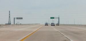 José Manuel Ballester, Autopista North Tarrant Express, Texas, Estados Unidos, 2012. © José Manuel Ballester.