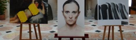 Obras vencedoras del de fotografía Alliance Française-Fundación Pilar Citoler 2013. Foto: Durán Arte y Subastas.