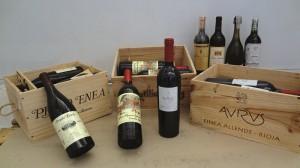 Subasta Julio 2013. Vinos y licores, Lotes 301-408. Foto: Durán Arte y Subastas.