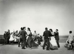Julián Collado El baile de la matazón, Albacete, ca. 1900 Archivo Collado.