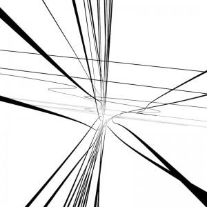 Thomas Ruff, Zycles 6024, 2009. 256 x 256 cm. ©Thomas Ruff, VEGAP, Madrid, 2013.