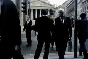 Philip Lorca DiCorcia, London, 1993. Cortesía: Fundación Telefónica, 2013.
