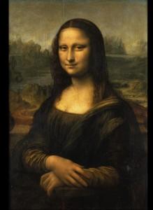 Foto: La Gioconda, Leonardo da Vinci. Original conservado en el Museo del Louvre de París.
