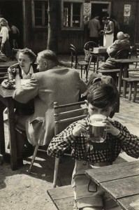© Erich Lessing/Magnum Photos. Wienerwald, Austria, 1954.