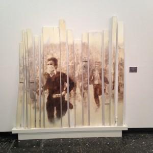 Graciela Sacco. De la serie Cuerpo a Cuerpo, 1998. Colección Jozami. Foto: Durán Arte y Subastas.