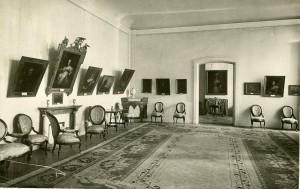 Salón de Baile, Años 20. Fotografía: Hauser y Menet. Cortesía: Museo del Romanticismo, Madrid.