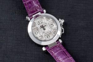 Subasta 507 – Abril 2014. Lote n. 297: Reloj pulsera señora marca CARTIER, modelo Pasha. Foto: Durán Arte y Subastas.