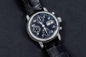 Subasta 507 – Abril 2014. Lote n. 311: Reloj de pulsera para caballero marca MONTBLANC, modelo Meisterstück. Foto: Durán Arte y Subastas.