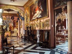 Galería II del Piso Principal del Museo Cerralbo. Cortesía: Museo Cerralbo, 2014.