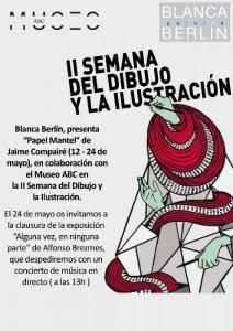 II Semana del dibujo y la ilustración.