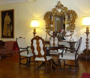 Hotel Santa María del Paular. Foto: Durán Arte y Subastas, 2014.