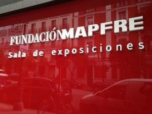 Fundación Mapfre. Sala de exposiciones Bárbara de Braganza. Calle Bárbara de Braganza, 13. Madrid. Foto: Durán Arte y Subastas, 2014.