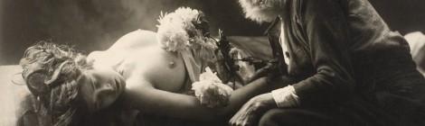 Joan Vilatobà, ¿En qué lugar del cielo te encontraré?, ca. 1903-1904. ©Herederos de Joan Vilatobà. Cortesía Galería A34/Museo del Romanticismo.