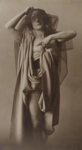 Joan Vilatobà. Sin título, ca. 1903-1905. ©Herederos de Joan Vilatobà. Cortesía Galería A34/ Museo del Romanticismo.