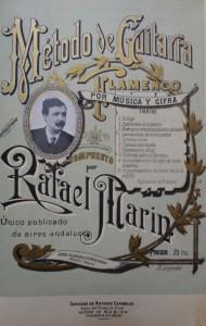 Método para guitarra, Rafael Marín, Durán Arte y Subastas
