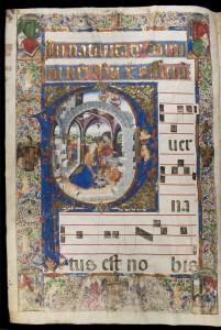 Cantorales_Libros antiguos_manuscritos_música