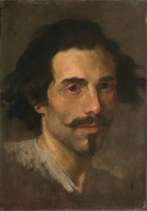 Gian Lorenzo Bernini, Autorretrato, Museo Nacional del Prado, Las Ánimas de Bernini, 2014.