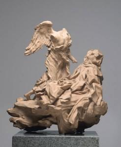 Gian Lorenzo Bernini, El éxtasis de santa Teresa, Museo Nacional del Prado, Las Ánimas de Bernini, 2014.
