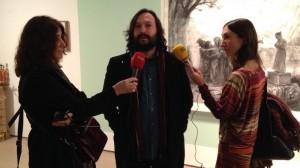 José Luis Serzo, Presentación en Museo ABC, Madrid, 2014.