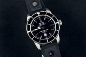 Subasta 516, Enero 2015. Lote n. 305: Reloj caballero Breitling. Foto: Durán Arte y Subastas.