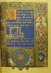 Subasta 517, Febrero 2015. Lote n. 3053: Tratado de Aritmética de Lorenzo el Magnífico. Foto: Durán Arte y Subastas.