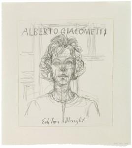 Alberto Giacometti. Annette. Fundación Canal, Madrid, 2015.