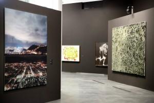Vista exposición La piel translúcida, CentroCentro Cibeles, Madrid, 2015.