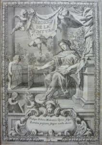 Subasta 518, Marzo 2015. Lote n. 3014: Museo pictórico y escala óptica, Antonio Palomino. Foto: Durán Arte y Subastas.