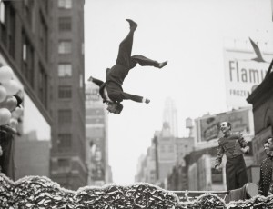Garry Winogrand. New York, años 1950. Garry Winogrand. Fundación Mapfre, Madrid, 2015.