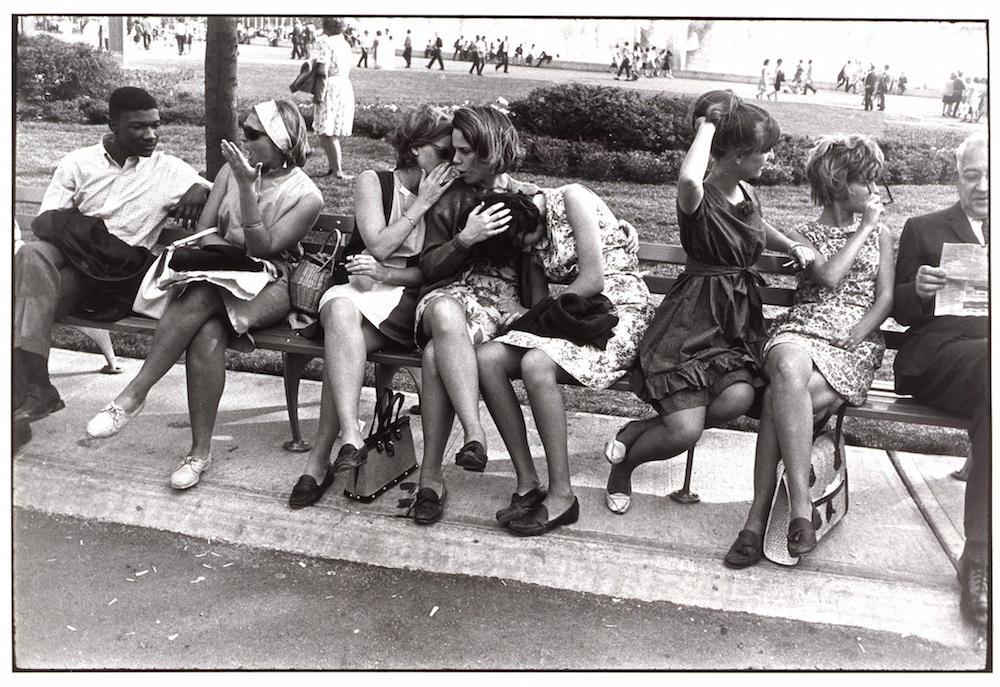 Garry Winogrand. New York World ́s Fair, 1964. Garry Winogrand. Fundación Mapfre, Madrid, 2015.