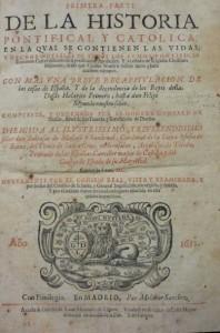 Subasta 519, Abril 2015. Lote n. 3121: Illescas. Historia Pontificial y Católica, 1688. Foto: Durán Arte y Subastas.