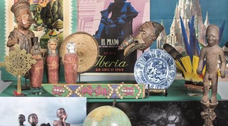 Subasta 520, Mayo 2015. Subasta temática extraordinaria Viajes, Expediciones y Culturas Lejanas. Foto: Durán Arte y Subastas.