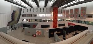 Exposición Suso33 ONe line. CEART Fuenlabrada, 2015.
