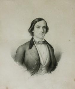 Rosario Weiss, Retrato de Guillermo Weiss. Madrid, 1842. Museo Lázaro Galdiano. Madrid, 2015.