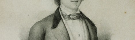 Rosario Weiss, Retrato de Guillermo Weiss. Madrid, 1842. Lápiz negro sobre papel, 163 x 135 mm. Inv. 8025 © Museo Lázaro Galdiano. Cortesía: Museo Lázaro Galdiano. Madrid, 2015.