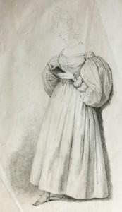 Rosario Weiss, Mujer leyendo. Burdeos o Madrid, 1830-1838. Museo Lázaro Galdiano. Madrid, 2015.