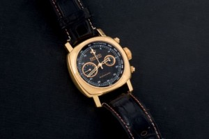 Subasta 522, Julio 2015. Lote n. 251: Reloj de pulsera Panerai. Foto: Durán Arte y Subastas.