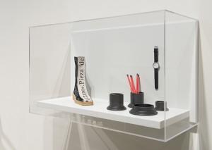 Alberto Corazón. Detalle exposición. Espacio Telefónica. Madrid, 2015.