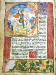Lote 3038, Subasta 523, Executoria de hidalguía, 1552, Septiembre 2015. Durán Arte y Subastas.