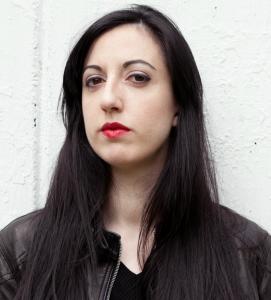 Retrato de Marisol Salanova, por Rai Robledo. Summa Contemporary 2015.
