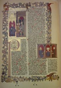Lote 3128, Subasta 526, Biblia de la Casa de Alba. Diciembre 2015. Durán Arte y Subastas.