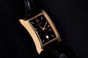 Lote 515, Subasta 526, Reloj de pulsera para caballero, en oro amarillo. Diciembre 2015. Durán Arte y Subastas.