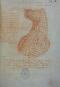 Lote 3144, Subasta 527, Códices de Leonardo da Vinci. Enero 2016. Durán Arte y Subastas.