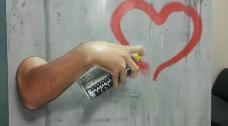 Arte urbano en JustMad7 de la mano de Durán Arte y Subastas
