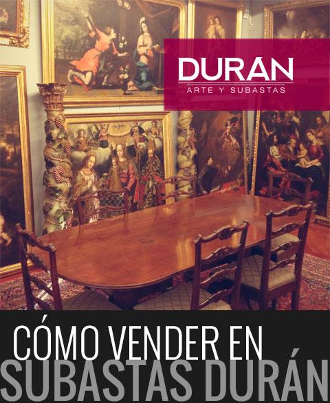 ¿Deseas vender una obra de arte?, ¿una casa completa?, ¿tu colección o algunos objetos de tu colección?, ¿tu biblioteca? ¡Pincha aquí!