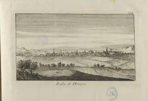 Miguel de Cervantes: de la vida al mito. Alcalá de Henares, Anónimo español (1776). BNE, Madrid, 2016.