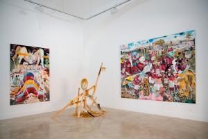 Yann Leto. Index Roma. Academia de Bellas Artes de San Fernando Madrid, 2016.