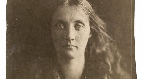Julia Jackson, Julia Margaret Cameron (1867). © Victoria and Albert Museum, London. Cortesía: Fundación Mapfre, Madrid, 2016.