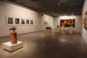 Vista de la exposición Sin Título. Espacio Fundación Telefónica. Madrid, 2016. Cortesía: Espacio Fundación Telefónica.