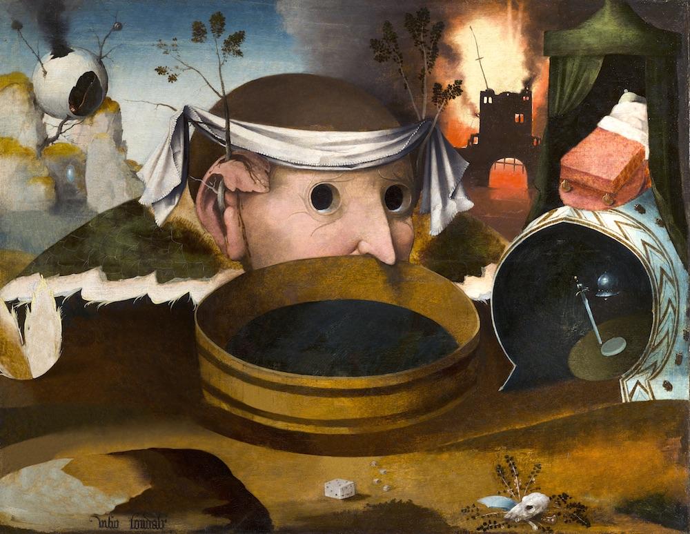 José Manuel Ballester. Visión surrealista, 2015-2016. Museo Lázaro Galdiano. Madrid